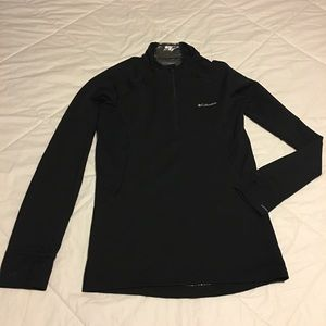 Columbia Omni-Heat Long Sleeve Fitted Top